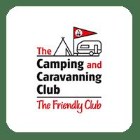 logo camping caravaningclub